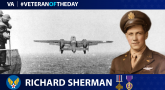 Army Air Forces Veteran Richard Sherman is today's Veteran of the Day.