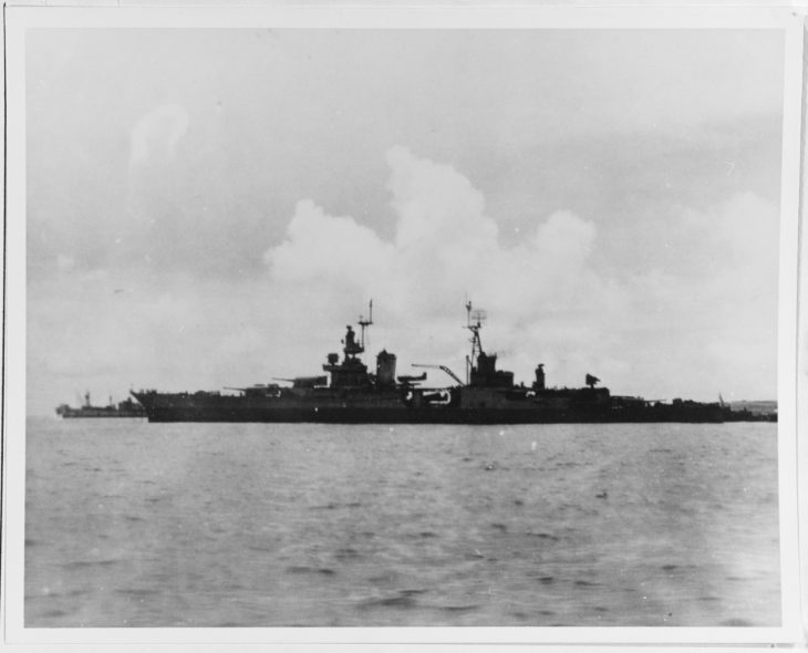 Remembering the USS Indianapolis (CA 35) on its 75th Anniversary