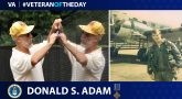 Air Force Veteran Donald S. Adam is today's Veteran of the Day.