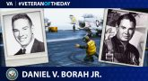 Navy Veteran Daniel V. Borah Jr. is today's Veteran of the Day.