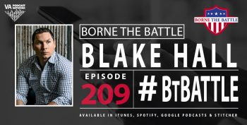 Army Veteran Blake Hall of ID.me
