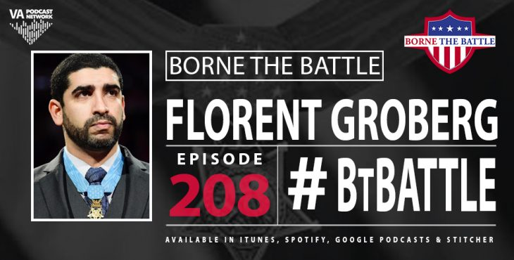 Florent Groberg on VA's Borne the Battle