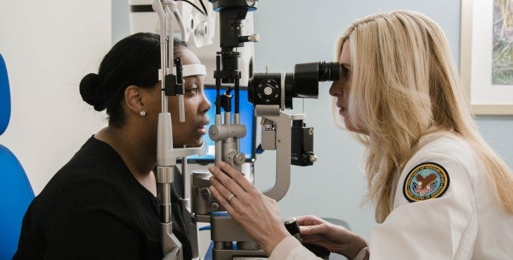 Choose a VA Career in ophthalmology to serve Veterans.