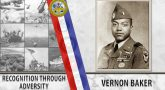 Medal of Honor recipient Vernon Baker