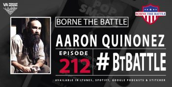 Aaron Quinonez VA Borne the Battle