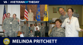 Army Veteran Melinda Pritchett is today's Veteran of the Day.
