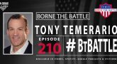 Tony Temerario on VA's Borne the Battle podcast