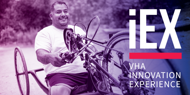 The VHA Innovation Experience is one day away! Register now!