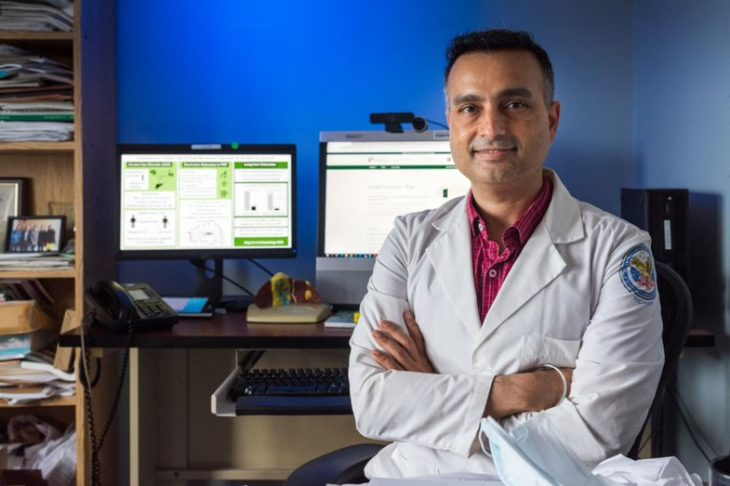 Dr. Jasmohan Baja is a gastroenterologist and researcher with VA and Virginia Commonwealth University.