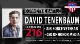 David Tenenbaum on VA's podcast