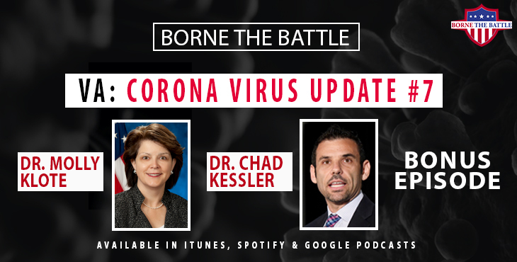 Borne the Battle BONUS: COVID Update #7: Clinical Trials and Emergency Department Procedures