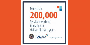 VA Solid Start program helps transitioning service members.