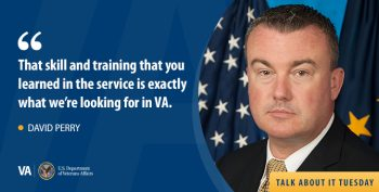 See what VA Careers can offer service-connected Veterans on the job hunt.