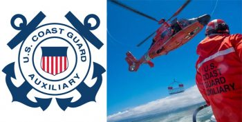 The Coast Guard Auxiliary offers Veterans camaraderie and a chance to contribute.