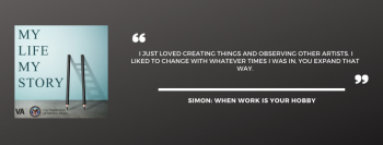 My Life, My Story #3 featuring Simon