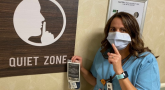 Quiet Zones improve Veteran patient experience and recovery