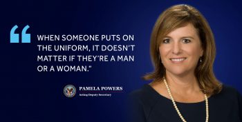 VA Acting DepSec on women Veterans