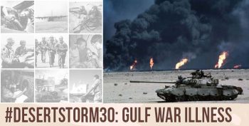 As many as a third of Gulf War Veterans are affected by a cluster of medically unexplained chronic symptoms known as Gulf War illness.