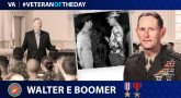 Marine Corps Veteran Walter Boomer is today's Veteran of the Day.